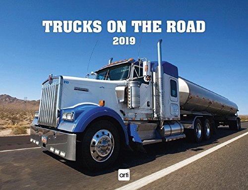 Trucks on the Road 2019: Jahreskalender