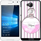Custodia per Microsoft Lumia 650 - Rosa Atomizzatore - Best Reviews Guide