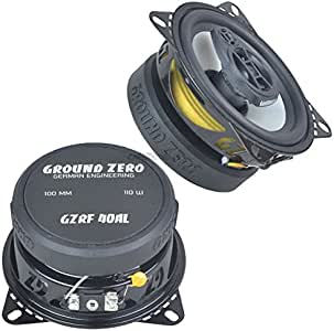 "Peugeot 206cc 00-07 Hertz speakers 4/"" rear"