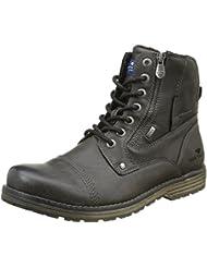 Tom Tailor 1680801 - botas y botines de tacón bajo Hombre