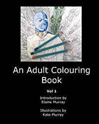 An Adult Colouring Book: Vol. 1: Volume 1