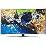 "Samsung UE55MU6500UXZT 55"" 4K Ultra HD Smart TV Wi-Fi LED TV - LED TVs (139.7 cm (55""), 4K Ultra HD, 3840 x 2160 Pixels, LED, PQI (Picture Quality Index), Curved)"