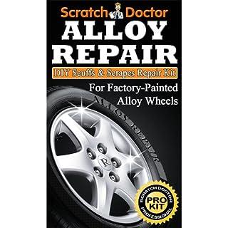 The Scratch Doctor AR1-MINI Alloy Wheel Pro Repair Kit