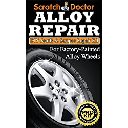 Alloy Wheel Pro Repair Kit for MERCEDES wheels and rims