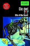 PONS Die drei ??? - Bite of the Beast: Englisch lernen mit Justus, Peter und Bob. Mit MP3-Hörbuch zum Download.