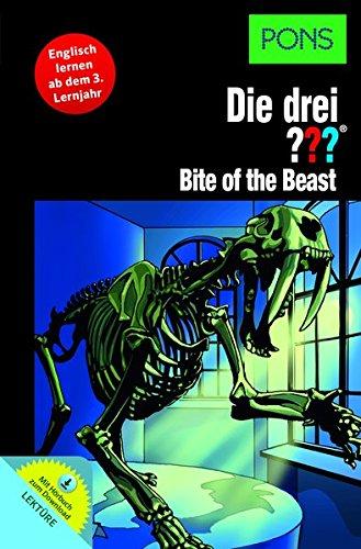 PONS Die drei ??? - Bite of the Beast: Englisch lernen mit Justus, Peter und Bob. Mit MP3-Hörbuch zum Download. (PONS Die drei ??? Fragezeichen mit Audio)