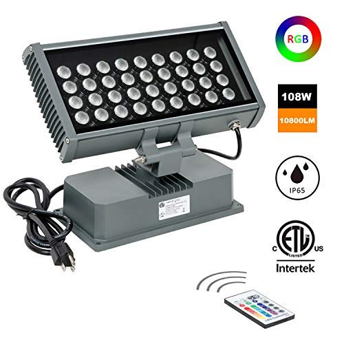 LED WANDFLUTER, RGB -