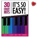 Bei It' s So Easy. È il nome programma: la super composizioni rendono il pianoforte principianti facile da avviare, sullo strumento.Questo gioco Band include 30Absolute Chart Hits della musica pop ed è appositamente progettato per l' insegnamento al...