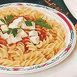 Lasagna de pollo cebolla y tomate