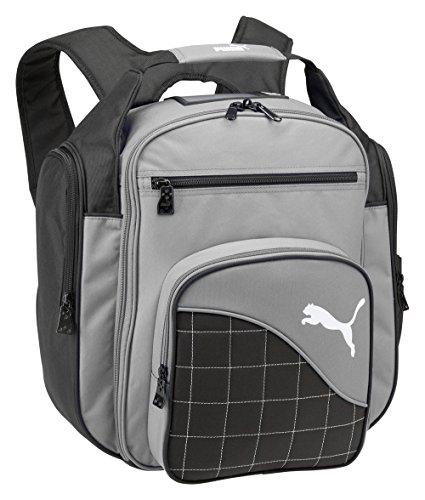 Puma mochila navegador, Negro/Gris