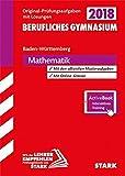 Abiturprüfung Berufliches Gymnasium - Mathematik - BaWü
