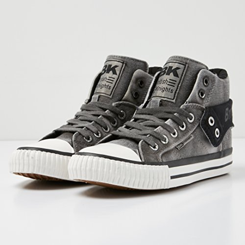 British Knights Damen Roco High-Top Schwarz