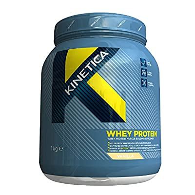 Kinetica Whey Protein 1kg - Vanilla from Kinetica