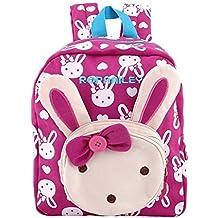 Mochila Infantil/PequeñA Bebes Guarderia Bolsa Lindo Animales Bambino Mochila para pequeño niñas,(