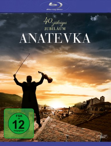 Anatevka [Blu-ray]