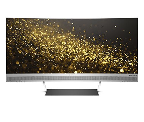 HP Envy 34 - Monitor de 34' (pantalla curva, LED, 3440 x 1440 con...