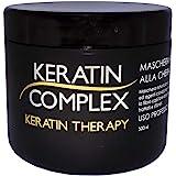 Keratin Complex Maschera Ristrutturante alla Cheratina - 500 ml