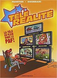 Télé réalité, Tome 1 : Ecran total