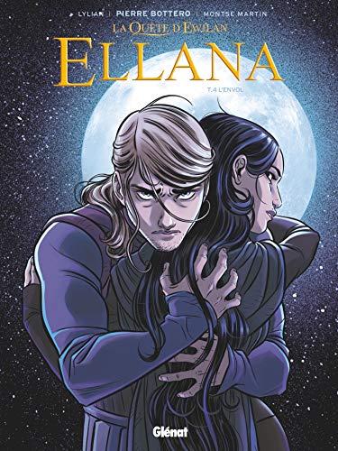 Ellana - Tome 04: L'Envol par  Lylian