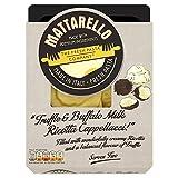 Mattarello by The Fresh Pasta Company Truffle and Buffalo Milk Ricotta Cappellacci 250 g