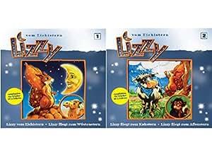 Lizzy vom Eichistern Sparset Folge 1 und 2 - 2 CDs mit über 2 Stunden Laufzeit