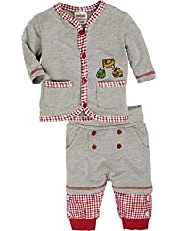 Schnizler 2-Piece Long Sleeve Jacket and Bottoms Country House, Chándal para Bebés