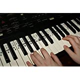 Piano Klavier Keyboard Musik Note Aufkleber Stickers (alle typen) C-D-E-F-G-A-H