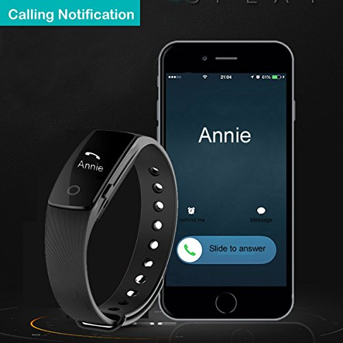 Willful SW320 Bluetooth Fitness Tracker - 4