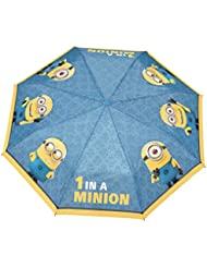 Minions Kids Paraguas - Azul