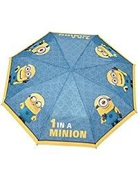 ANADEL - Paraguas Plegable Minions