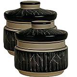Craftgahr Ceramic small Jars and Contain...