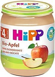 HiPP Früchte Bio-Apfel, 6er Pack (6 x 125 g)