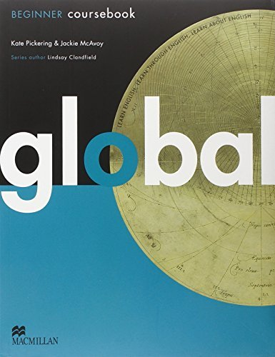 Global Beginner: Student Book with eWorkbook Pack by Kate Pickering (2010-05-06)