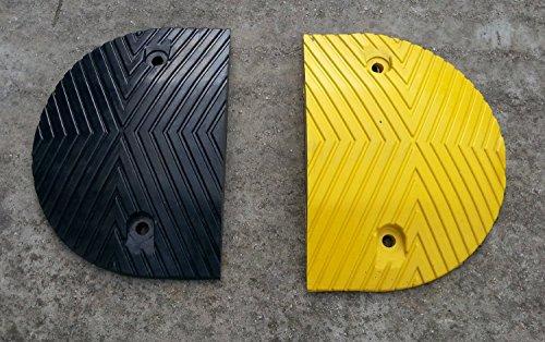 rsb-215eby-ralentisseur-paire-noir-et-jaunes-parties-terminales-25x35x5cm
