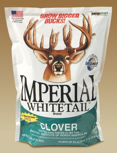 Whitetail Institute?? Imperial Whitetail Clover 18 - lb. bag by Whitetail Institute -