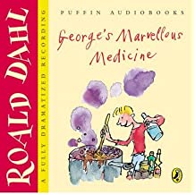 [(George's Marvellous Medicine)] [Author: Roald Dahl] published on (May, 2005)