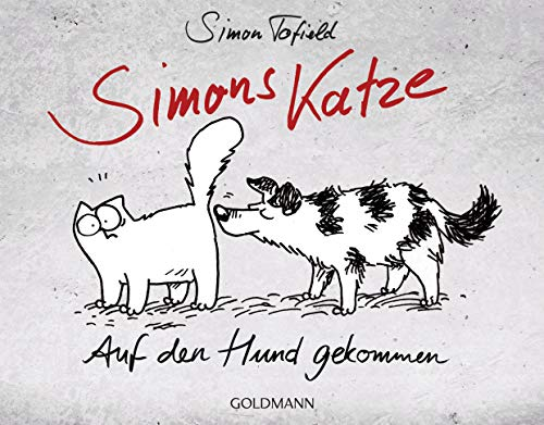 Simons Katze - Auf den Hund gekommen -