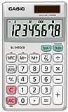 CASIO SL-305ECO ßko-Taschenrechner 8-stellig