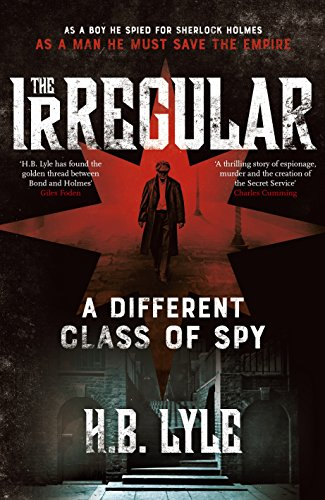 the-irregular-a-different-class-of-spy-english-edition