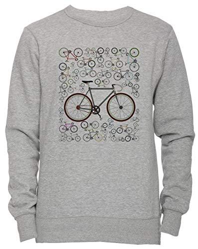 Love Fixie Road Bike Unisex Men