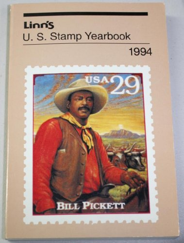 Linn's Us Stamp Yearbook 1994
