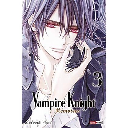 Vampire Knight Mémoires T03