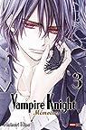 Vampire Knight - Mémoires, tome 3 par Hino