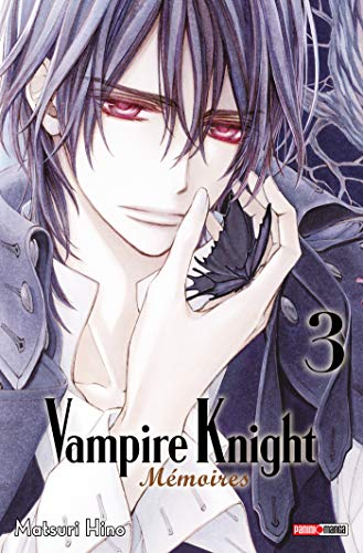 Vampire Knight Mémoires Edition simple Tome 3