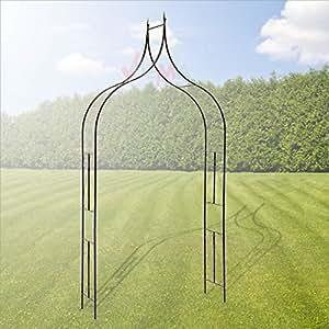 ARCHE DE JARDIN MERAN POUR ROSIER / PLANTES GRIMPANTES / VIGNE