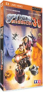 Spy Kids 3 : Mission 3D (UMD pour PSP)