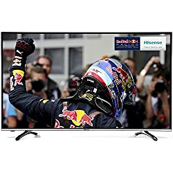 "Hisense H49M3000 49"" 4K Ultra HD Smart TV Wifi Antracita LED TV - Televisor (4K Ultra HD, Android, VIDAA 2.0, A, 16:9, 3840 x 2160)"