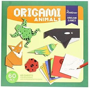 Andreu Toys MD4015 Mideer Origami - Puzzle (21,5 x 21,5 x 1,3 cm)
