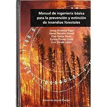 Manual de ingeniería básica para la prevención y extinción ...