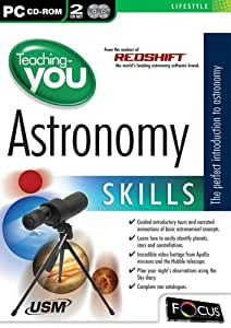 Teaching-you Astronomy Skills